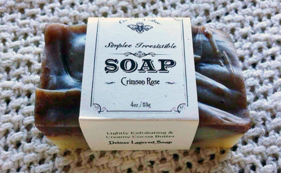 CeeCee and Bee soap