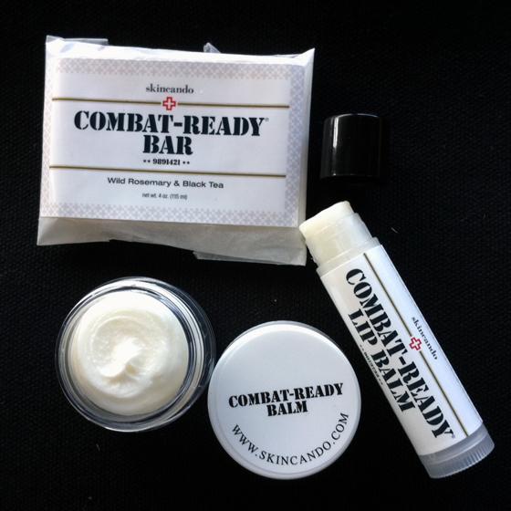 Skincando Combat Ready