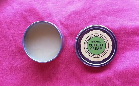 Meadowlark Botanical Cuticle Cream Etsy