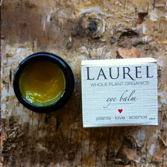 Laurel-Eye-Balm